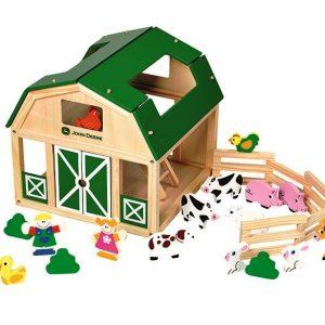 Drvena farma za igru