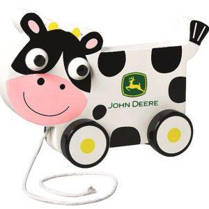 Krava na povlačenje