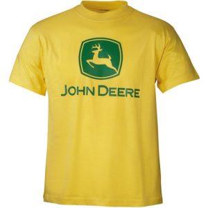 Majica Basic - žuta