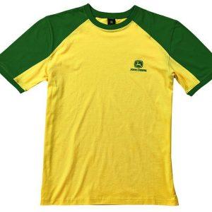 Majica Comfort - žuta