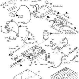 Sjedalo Grammer Compacto Comfort W tkanina Agri 1288538