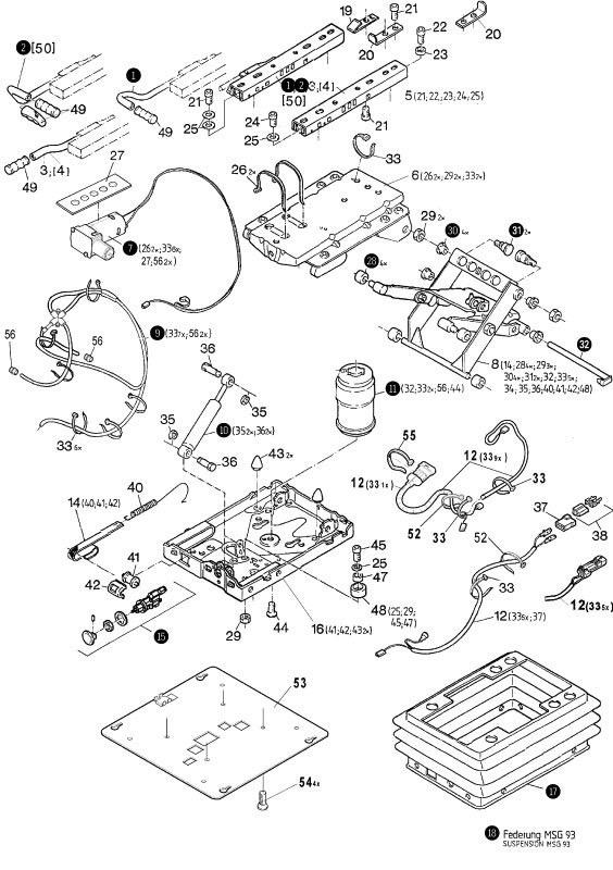 Sjedalo Grammer Compacto Comfort S tkanina Agri 1289043