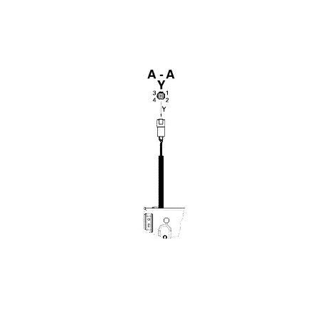 Sjedalo Grammer Maximo MSG97AL/731 Fendt 122/510 Ohm 1314123