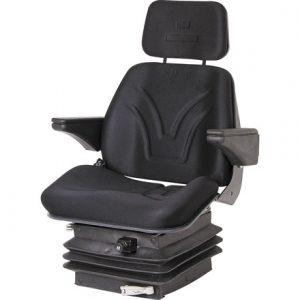 Sjedalo zračno 12V tkanina crno