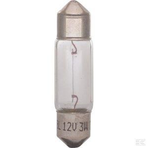 Žarulja B1245 Bulb 12V 3W SV6