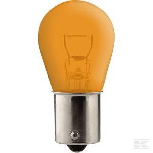 Žarulja narandžasta B2431 Bulb 24V 21W BAU15S Orange