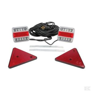 Svjetlosna oprema LA65002 Light set LED 12V magnetic 7.5m cable