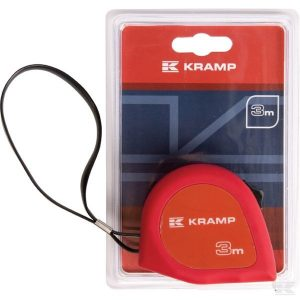 Metar s kočnicom (3 m) 1842101003KR Tape measure anti slip 3 m