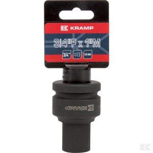 """eng 1803426800KR Impact adaptor 3/4"""" x 1"""""""