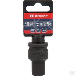 """eng 1803424600KR Impact adaptor 1/2"""" x 3/4"""""""