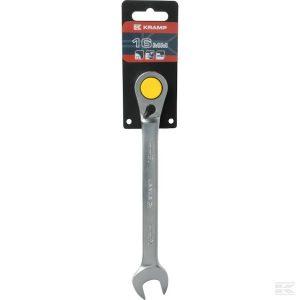 Zatezni ključ 16 mm 1802030016KR Combination ratchet spanner 16 mm