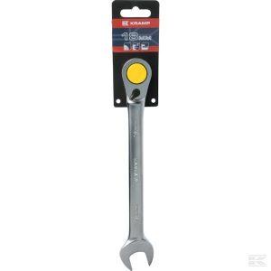 Zatezni ključ 18 mm 1802030018KR Combination ratchet spanner 18 mm