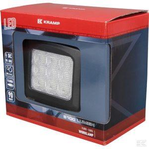 Radna LED lampa širokosežna LA10083 LED Work Lamp 90W 8100lm - flood