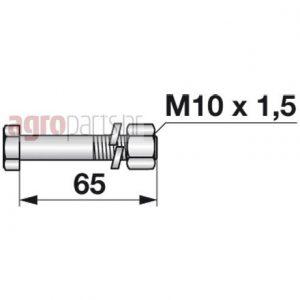 M10x1,5x65mmweb