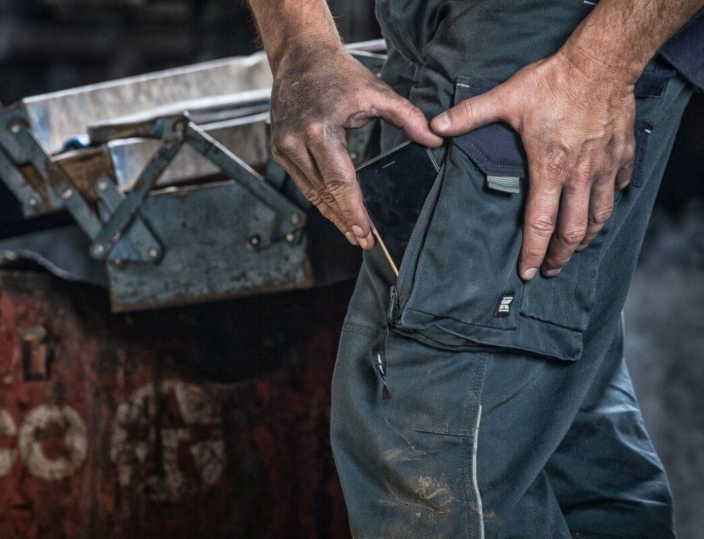 Kramp 4 Way Stretch kvalitetna radna odjeća - Agroparts.hr